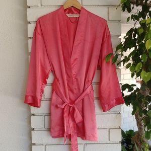 Victoria's Secret Satin Robe ✨